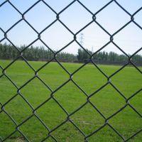 学校篮球场护栏网 羽毛球场围网 体育场地勾花网围栏厂家直销