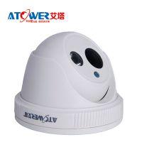 厂家直销监控高清红外夜视摄像机室内专用模拟1200tvl高清摄像头