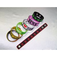 RFID一次使用芯片智能手腕带一次性织带演唱会RFID腕带