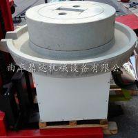 60型家用电动豆浆石磨 多功能现磨无渣石磨 鼎达牌