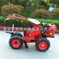 泰安联民 单杠四轮12-24马力前置大蒜收获机 多功能农作物出土机