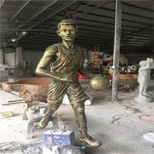 仿古铜人物雕塑,仿铜玻璃钢人物雕塑图片