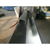 PVC鸡食槽挤出生产线SZJ51/105
