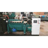 天然气生产销售 120kw沼气天然气发电机组 6126ZLQ燃气发电机 全国联保