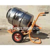 混合混凝土灰浆砂浆搅拌机 220V滚筒搅拌机