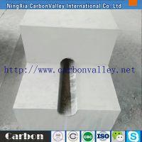 半石墨炭块 炉底炭块 矿热炉铁合金炉用自培预培碳砖 冷捣糊电极糊等填缝剂