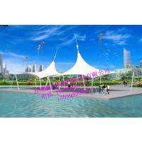 北京开发区景观遮阳棚设计15839883117万域施工单位PVDF