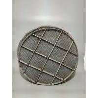 锐克牌天然气不锈钢滤盘二级过滤丝网除沫器气液分离器厂家
