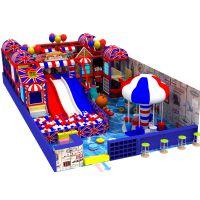 温州厂家直销儿童乐园淘气堡电动设备 百万海洋球波波池木质大滑梯游乐场设备 儿童玩具设备