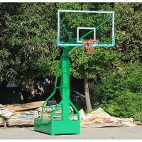 广西贵港移动式篮球架地埋式篮球架找南宁飞跃体育