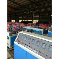 超丰塑料机械一出六生物填料生产线 PE管塑料挤出机