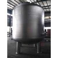 直径1200mm 不锈钢内衬四氟 耐酸碱 高温储罐 过滤器