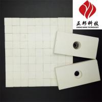 郑州正邦直销高纯氧化铝耐磨陶瓷片