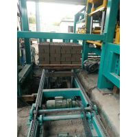 建丰更先进的制砖机免托板砖机设备直供山东威海水泥砖机