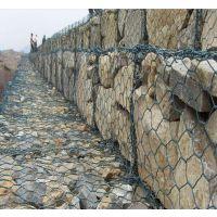 厂家直销 高锌石笼网 六角石笼网 河道治理