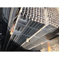 云南钢材 昆明管材批发 镀锌方管价格 30*50*1.5*6000mm 15887163050