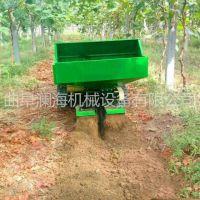 柴油挖沟施肥回填机 履带开沟机 宽窄一致 回填平整