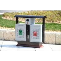 环卫分类果皮箱静电喷塑耐腐蚀果皮箱生产厂家