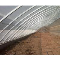 供应大棚镀锌几字钢骨架温室 建棚二十年行业经验