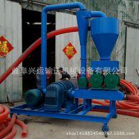 高扬程矿粉风力输送机移动式 高效气力型自动吸送一体机