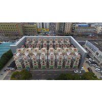 九路泊车16车位pcx型移动式充电桩立体车库项目