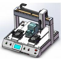 单轴双Y桌上式 自动锁螺丝机