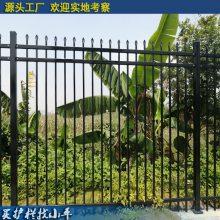 清远工艺围档护栏价格 锌钢道路栅栏 河源锌钢护栏厂家