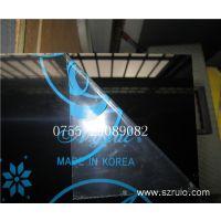 台湾/南亚黑色不透明防静电pvc板,抗静电pvc板
