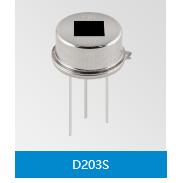 IP65热释电人体红外传感器D203S森霸