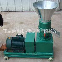 家用电草料挤压机 高效率饲料颗粒机 澜海机械