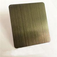 不锈钢纳米仿铜板-1