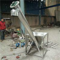 环保型定制各种型号螺旋提升机直销 伊春干粉料螺旋输送机样品加工设计石河子