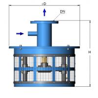 成都飞创PPS系列自动泵前过滤器/高压反喷泵前过滤器/前置过滤器