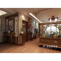哈尔滨中式风格设计,感受设计中古色古香的韵味