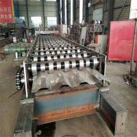 浩鑫压瓦机厂家直销四峰全自动车厢板设备