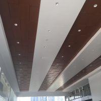 广东德普龙单向龙骨勾搭式结构4S店镀锌天花板吊顶厂家价格