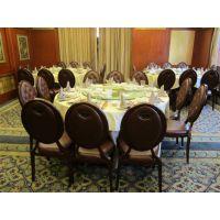 供应武威市高档宴会椅,美式乡村客厅婚庆典会场贵宾椅子