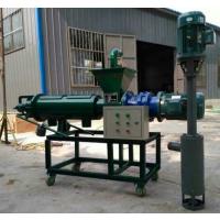 牛粪固液处理机 干湿分离粪类脱水机 家禽固液分离机