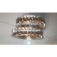 轧机压下装置平配件铜蜗轮 铜螺母