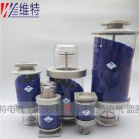 吸湿器 变压器配件 单呼吸 双呼吸 蓝色硅胶 维特油浸式变压器配件