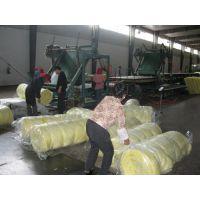 100厚玻璃棉卷毡多少钱一平米 w38贴面玻璃棉价格