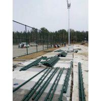 直销球场专用防护网 运动场球场围网 操场隔离栅