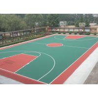 贵州5mm硅PU球场塑胶跑道专业硅PU施工选有心体育厂家直销