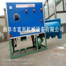 新型加工玉米榛子设备 玉米脱皮制榛子机 一次成型制糁机富兴