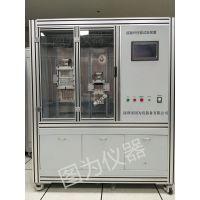 低压计量箱接插件插拔寿命试验装置 接插件性能试验装置
