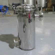 广西南宁华兰达直销快开式不锈钢精密过滤器 纯水设备 前置保安式过滤器