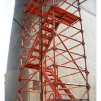 a供应安全爬梯a河北通达厂家批发a高墩安全爬梯