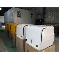 供应江智水果连锁店订购的配送箱外送箱外卖箱保温箱储物箱电动车后货箱