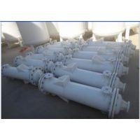 聚丙烯换热器 永兴冷凝器 石墨改性列管式换热器