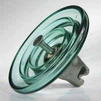 供应国网标准玻璃绝缘子厂家 LXY-70 U70B/146玻璃绝缘子价格